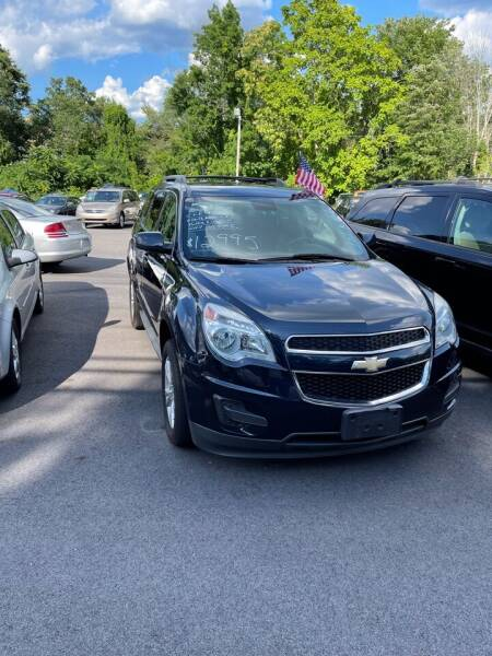 2015 Chevrolet Equinox for sale at Off Lease Auto Sales, Inc. in Hopedale MA