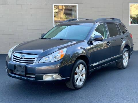 2010 Subaru Outback for sale at Pak Auto Corp in Schenectady NY