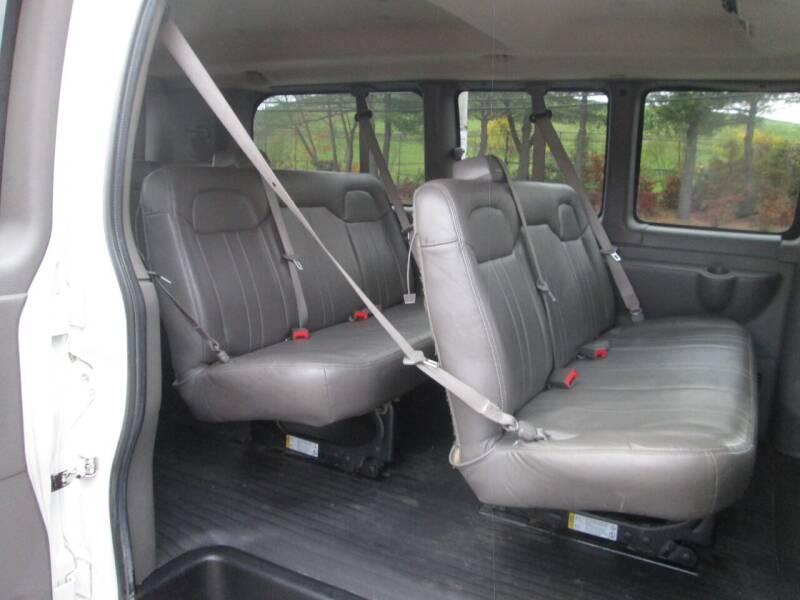2015 Chevrolet Express Passenger LS 2500 3dr Passenger Van - Lowell MA