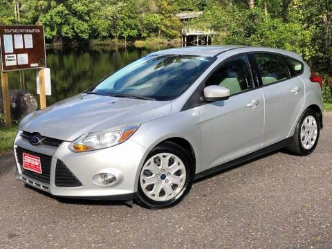 2012 Ford Focus for sale at STATELINE CHEVROLET BUICK GMC in Iron River MI