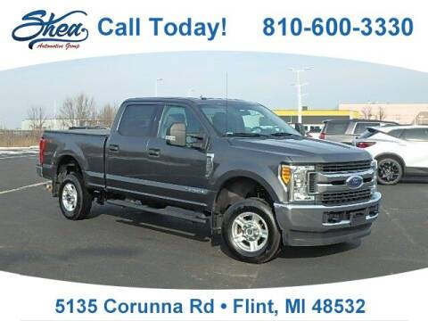 2017 Ford F-250 Super Duty for sale at Jamie Sells Cars 810 - Linden Location in Flint MI