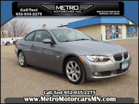 2009 BMW 3 Series for sale at Metro Motorcars Inc in Hopkins MN