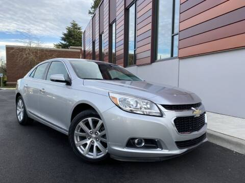 2015 Chevrolet Malibu for sale at DAILY DEALS AUTO SALES in Seattle WA