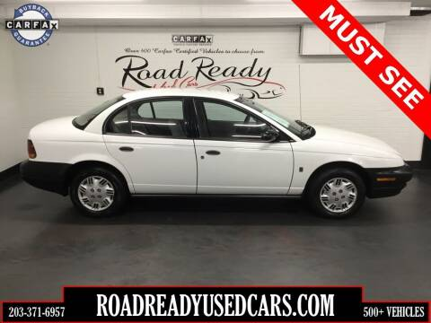 1997 Saturn S-Series for sale at Road Ready Used Cars in Ansonia CT