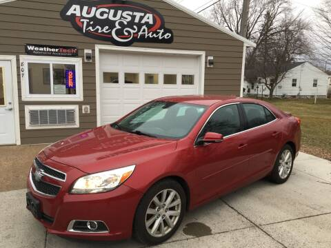 2013 Chevrolet Malibu for sale at Augusta Tire & Auto in Augusta WI
