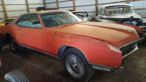 1966 Buick Riviera for sale at Classic Car Deals in Cadillac MI