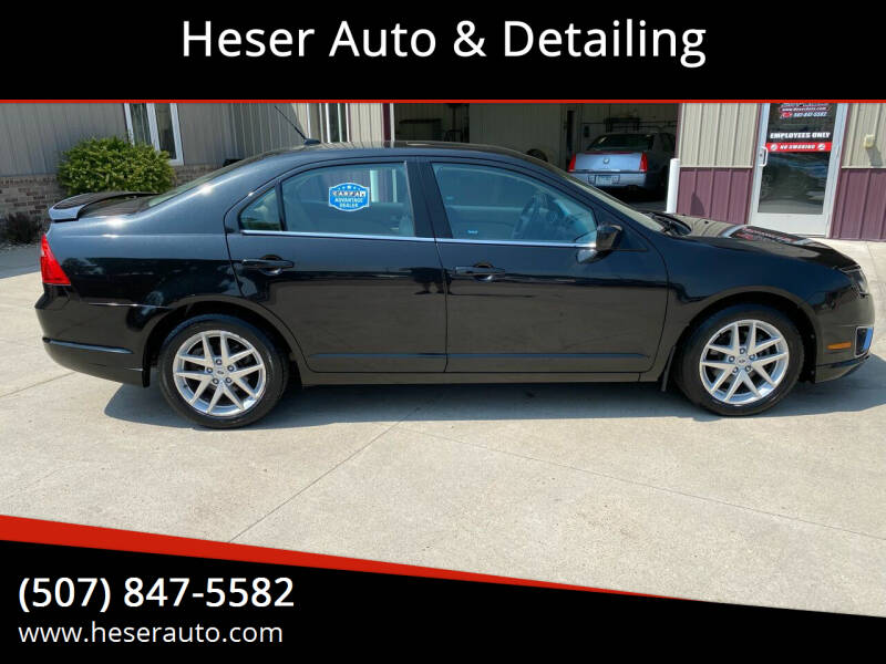 2012 Ford Fusion for sale in Jackson, MN
