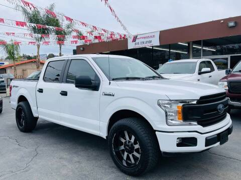 2019 Ford F-150 for sale at Automaxx Of San Diego in Spring Valley CA