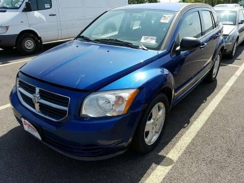 2009 Dodge Caliber for sale at Cj king of car loans/JJ's Best Auto Sales in Troy MI