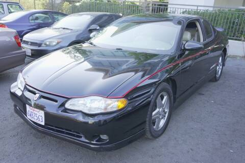 2005 Chevrolet Monte Carlo for sale at Sports Plus Motor Group LLC in Sunnyvale CA