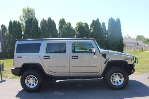 2003 HUMMER H2 for sale at D & B Auto Sales LLC in Washington Township MI