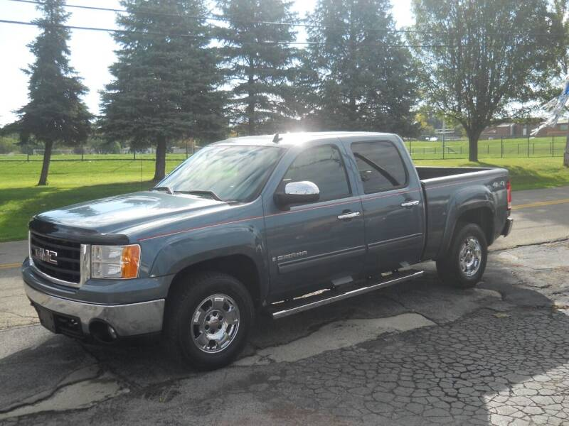 2008 GMC Sierra 1500 for sale at Hern Motors - 111 Hubbard Youngstown Rd Lot in Hubbard OH