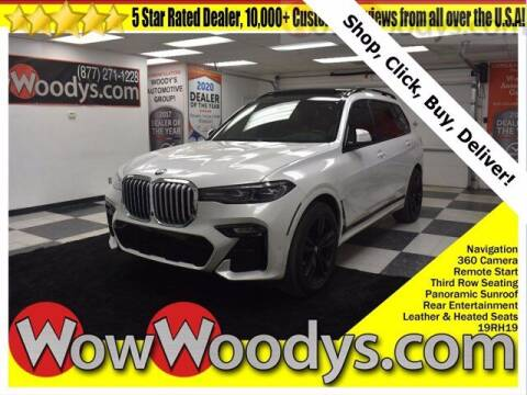 2019 BMW X7 for sale at WOODY'S AUTOMOTIVE GROUP in Chillicothe MO