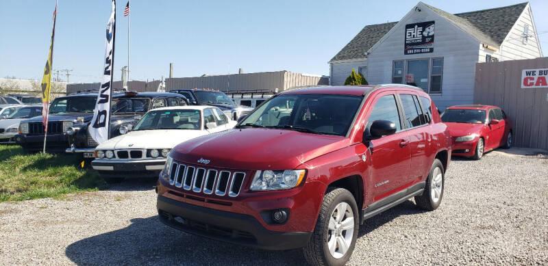 2011 Jeep Compass for sale in Marine City, MI