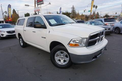 2009 Dodge Ram Pickup 1500 for sale at Industry Motors in Sacramento CA