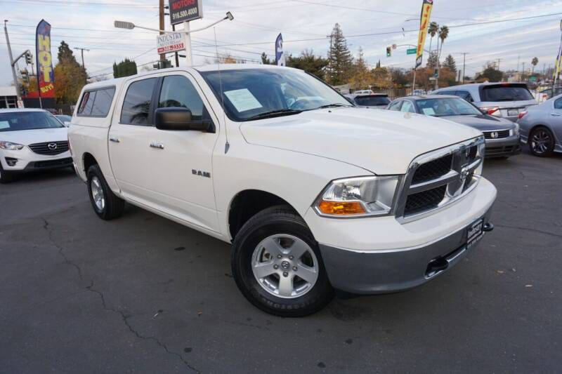 2009 Dodge Ram Pickup 1500 for sale at Industry Motors in Sacramento CA