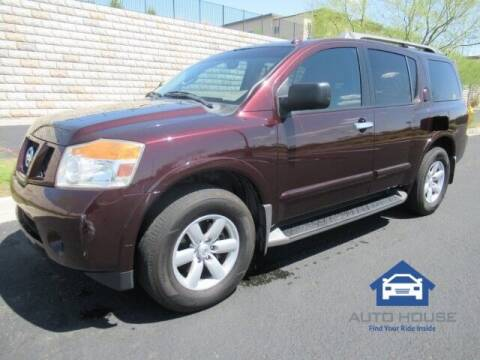 2014 Nissan Armada for sale at AUTO HOUSE TEMPE in Tempe AZ