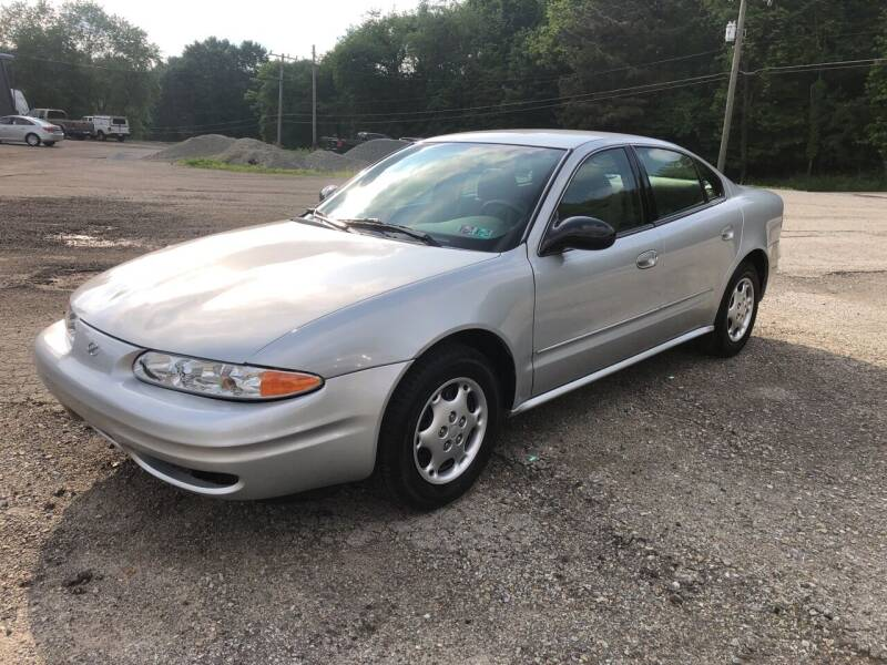 2004 Oldsmobile Alero for sale at THATCHER AUTO SALES in Export PA