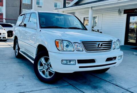 2006 Lexus LX 470 for sale at Pro Motorcars in Anaheim CA