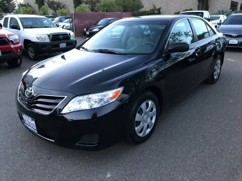 2010 Toyota Camry for sale at C. H. Auto Sales in Citrus Heights CA