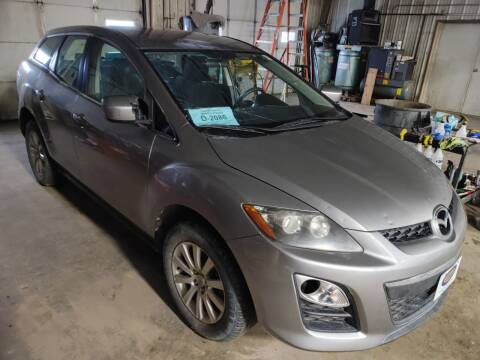 2012 Mazda CX-7 for sale at BERG AUTO MALL & TRUCKING INC in Beresford SD