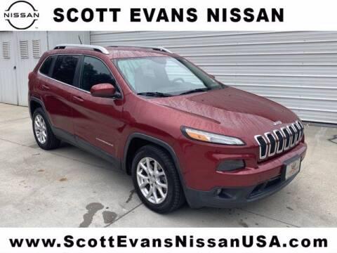 2014 Jeep Cherokee for sale at Scott Evans Nissan in Carrollton GA