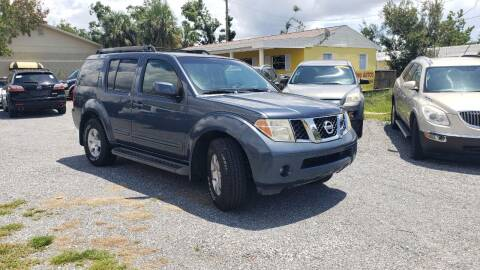 2007 Nissan Pathfinder for sale at TOMI AUTOS, LLC in Panama City FL