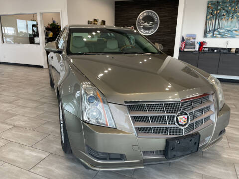2010 Cadillac CTS for sale at Evolution Autos in Whiteland IN