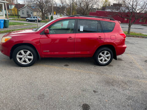 2007 Toyota RAV4 for sale at Mike's Auto Sales in Rochester NY