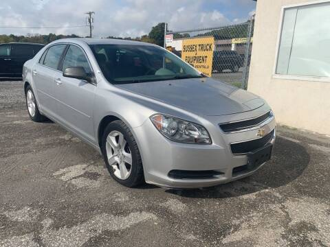 2010 Chevrolet Malibu for sale at Ron Motor Inc. in Wantage NJ