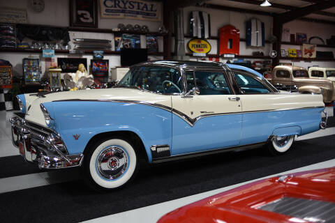 1955 Ford Crown Victoria for sale at Crystal Motorsports in Homosassa FL