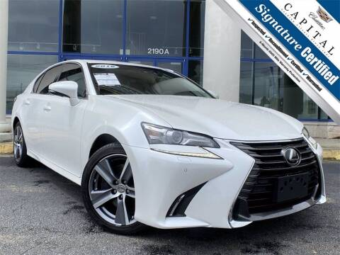 2016 Lexus GS 350 for sale at Southern Auto Solutions - Capital Cadillac in Marietta GA