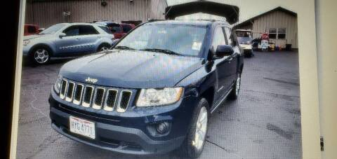 2012 Jeep Compass for sale at Superior Auto Sales in Miamisburg OH