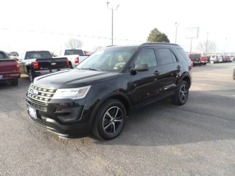 2016 Ford Explorer for sale at America Auto Inc in South Sioux City NE