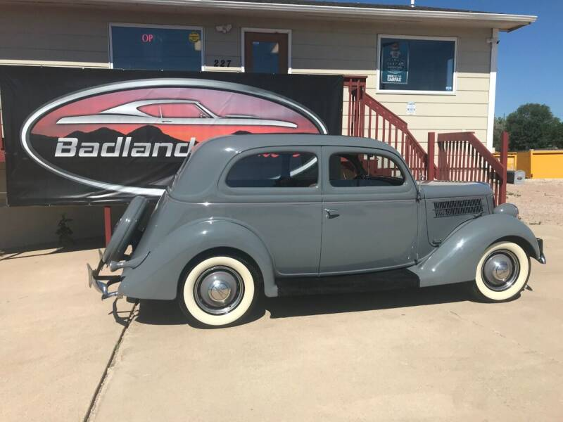 1936 Ford Tudor for sale at Badlands Brokers in Rapid City SD