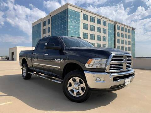 2016 RAM Ram Pickup 2500 for sale at SIGNATURE Sales & Consignment in Austin TX
