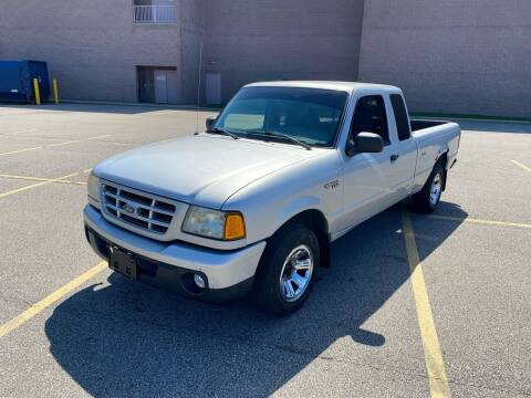 2002 Ford Ranger for sale at JE Autoworks LLC in Willoughby OH