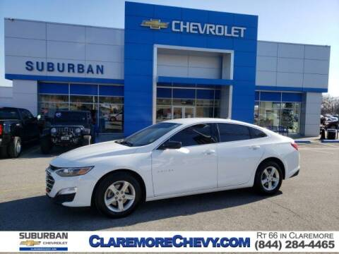2020 Chevrolet Malibu for sale at Suburban Chevrolet in Claremore OK