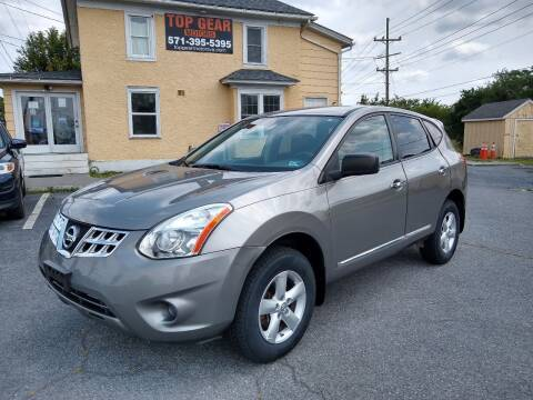 2012 Nissan Rogue for sale at Top Gear Motors in Winchester VA