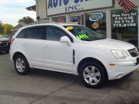 2008 Saturn Vue for sale at G & L Auto Sales Inc in Roseville MI