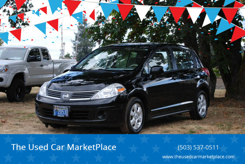 2007 Nissan Versa for sale at The Used Car MarketPlace in Newberg OR