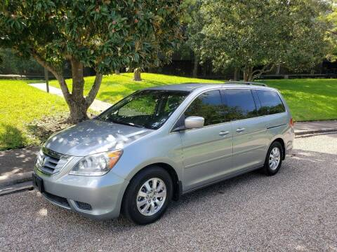 2009 Honda Odyssey for sale at Houston Auto Preowned in Houston TX
