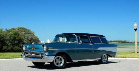 1957 Chevrolet Nomad for sale at P J'S AUTO WORLD-CLASSICS in Clearwater FL