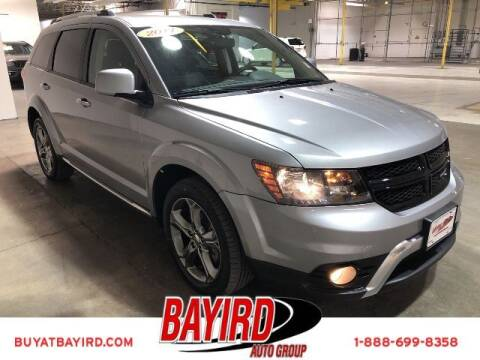 2017 Dodge Journey for sale at Bayird Truck Center in Paragould AR