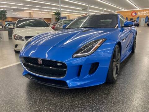 2017 Jaguar F-TYPE for sale at Dixie Motors in Fairfield OH