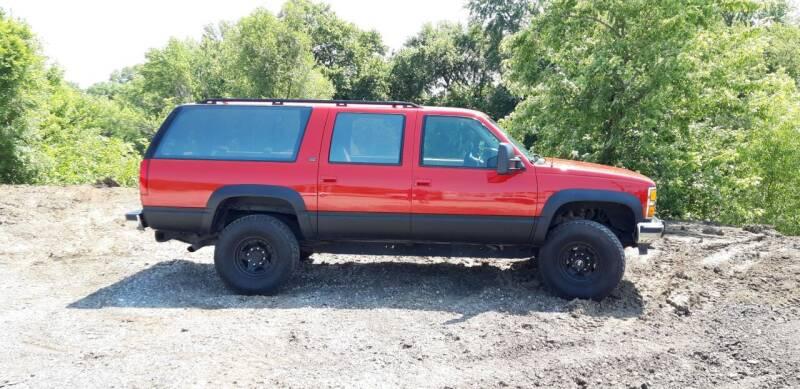 1993 Chevrolet Suburban for sale at Rustys Auto Sales - Rusty's Auto Sales in Platte City MO