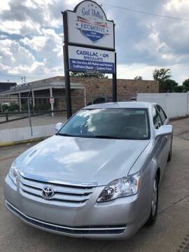 2007 Toyota Avalon for sale at East Dallas Automotive in Dallas TX