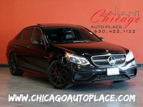 2016 Mercedes-Benz E-Class for sale at Chicago Auto Place in Bensenville IL