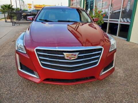 2016 Cadillac CTS for sale at JJ Auto Sales LLC in Haltom City TX
