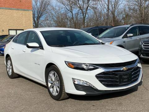 2020 Chevrolet Malibu for sale at Car Source in Detroit MI